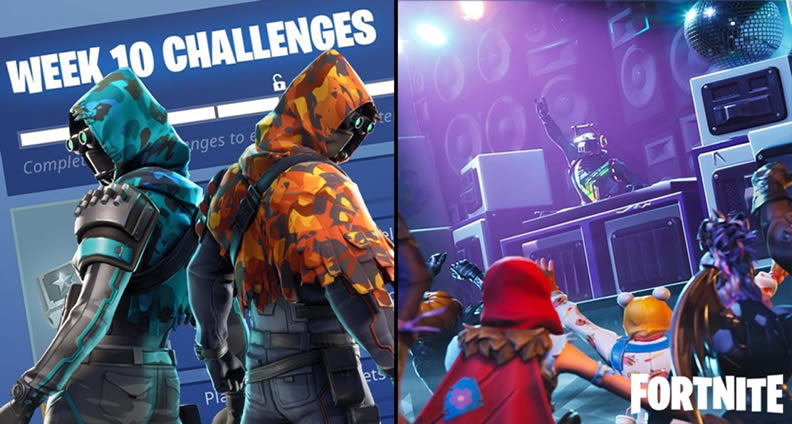 tips for getting through fortnite season 6 week 10 challenges quickly. Black Bedroom Furniture Sets. Home Design Ideas
