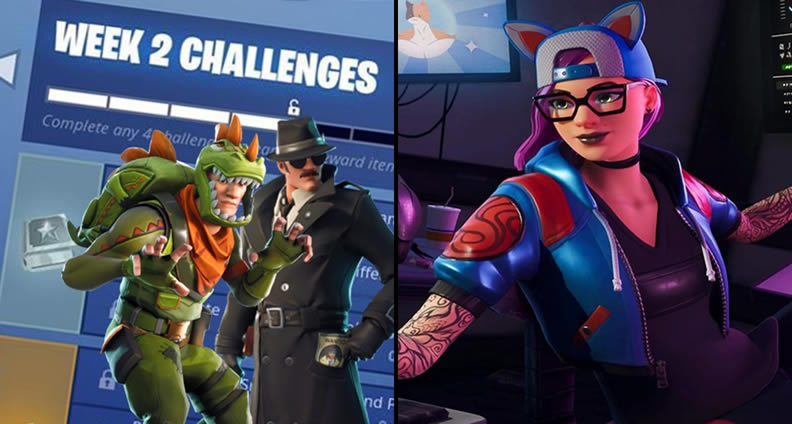 Fortnite Season 7 Week 2 Challenges Guide