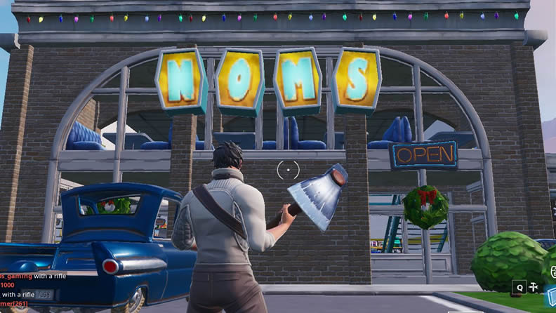 Fortnite NOMS Sign Locations Guide