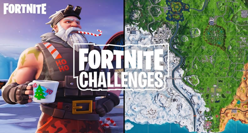 Fortnite Season 7 Week 3 Challenges Guide