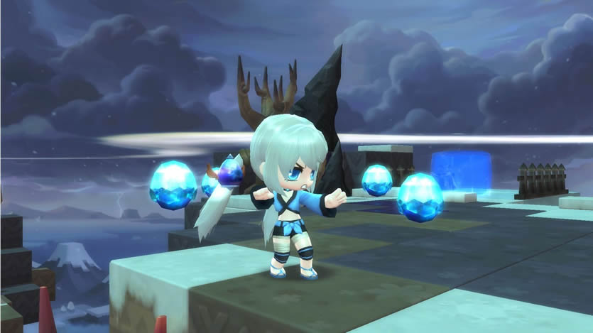 MapleStory 2 PVP