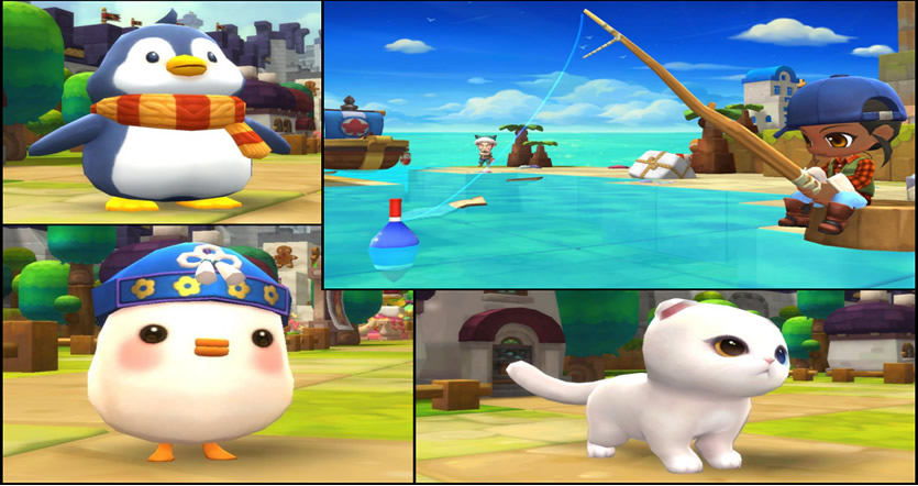 MapleStory 2 Pets Basic Guide