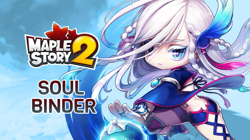 MapleStory 2 Soul Binder