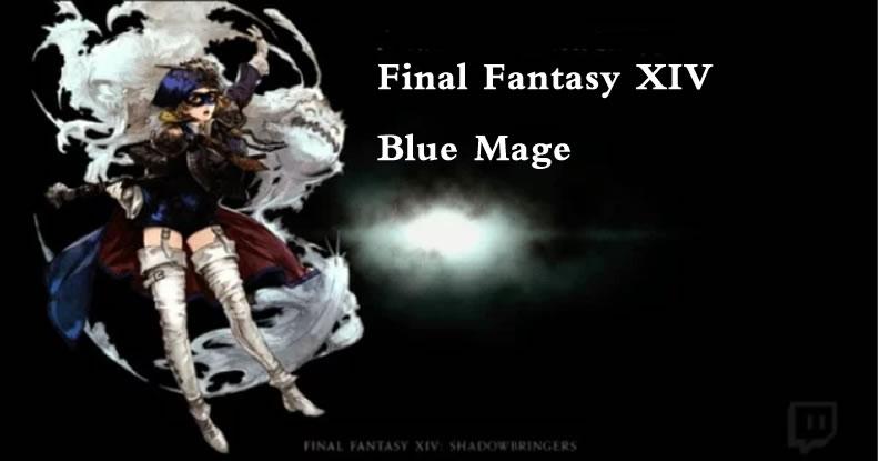 FFXIV Blue Mage