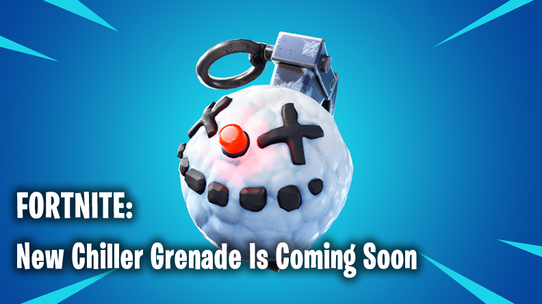Fortnite Chiller Grenade