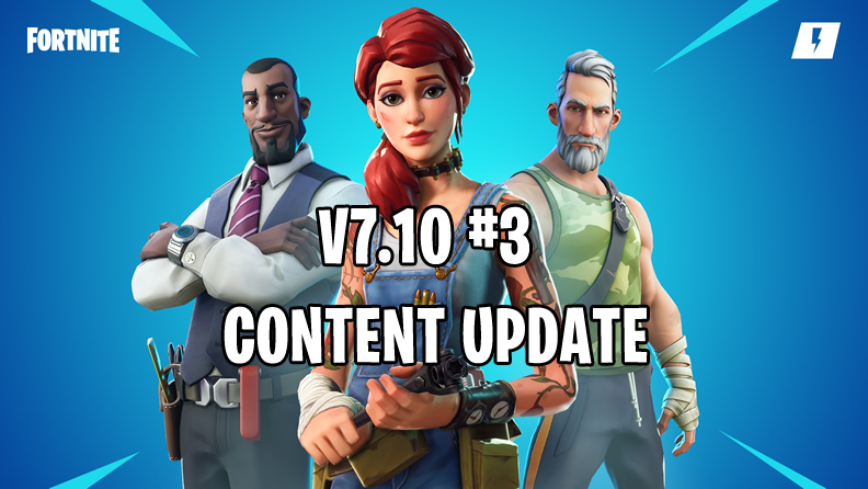 Fortnite 7.10 content update