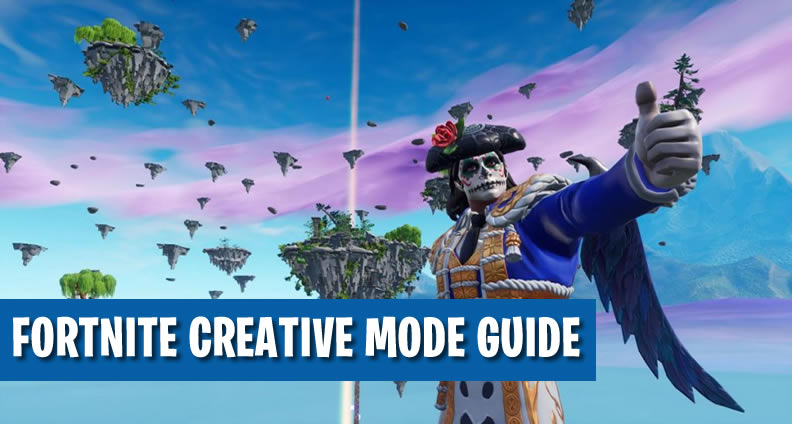 Fortnite Creative Mode
