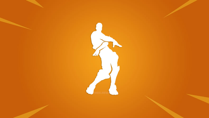 Fortnite Orange Justice