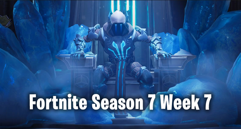 Fortnite Season 7 Week 7