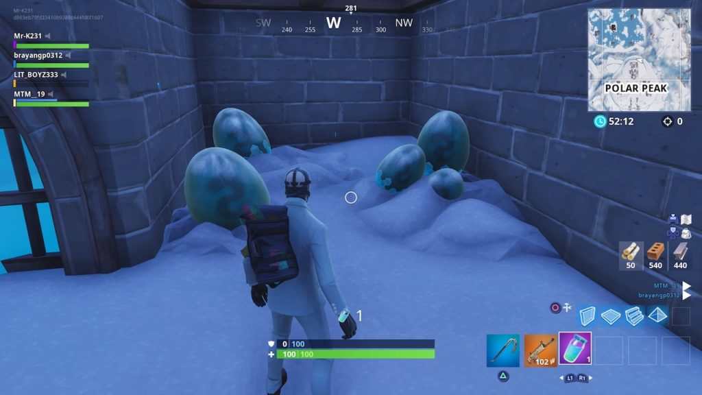 fortnite dragons eggs step 4