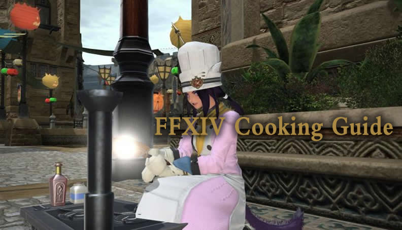 FFXIV Smoked Bacon Cooking Guide