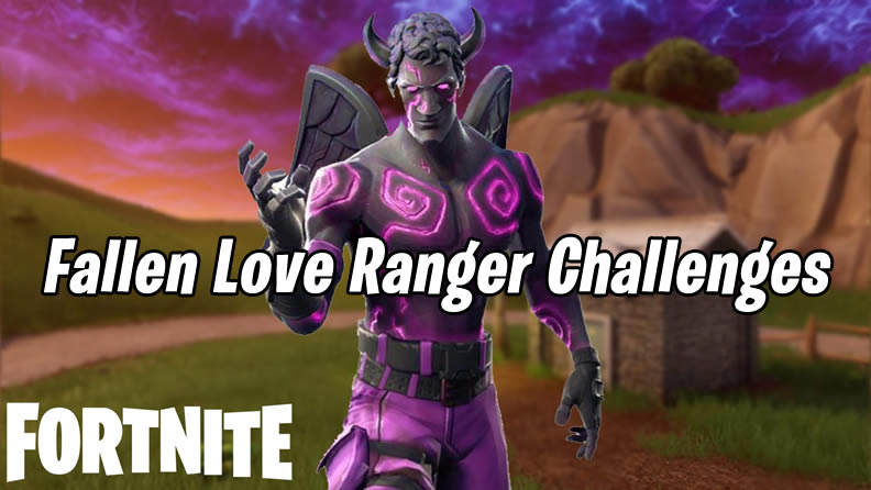 Fortnite Fallen Love Ranger Challenges guide