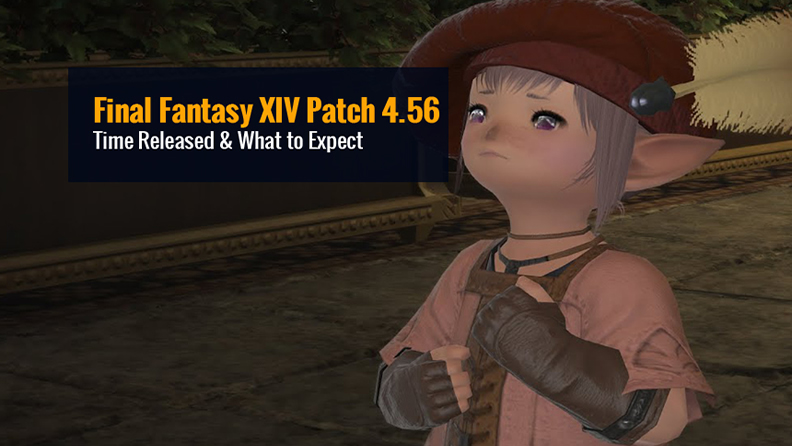 Final Fantasy XIV Patch 4.56