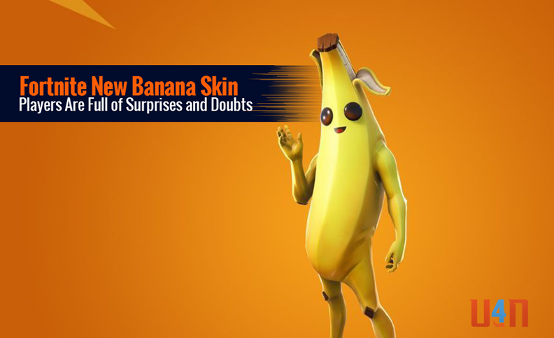 Dibujos De Fortnite Banana Para Colorear Fortnite Free Loot