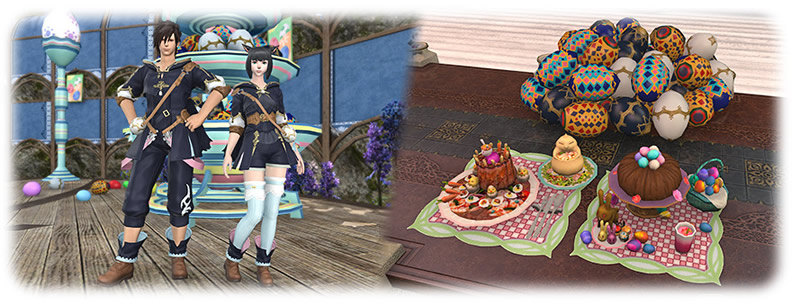 FFXIV Hatching tide Event