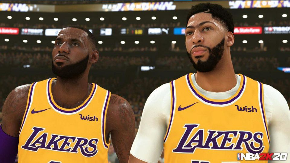 NBA 2K20 1st Screenshots
