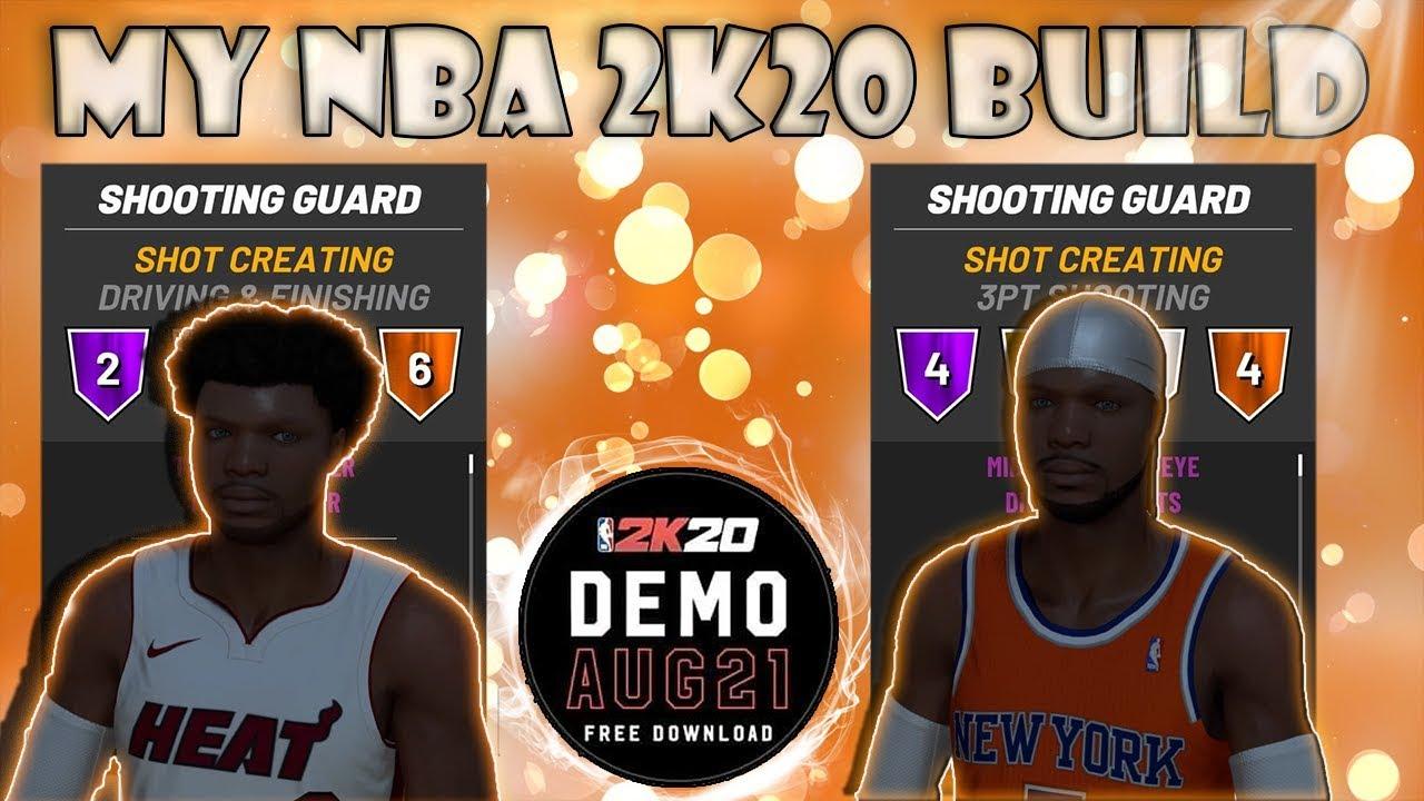 NBA 2K20 Demo
