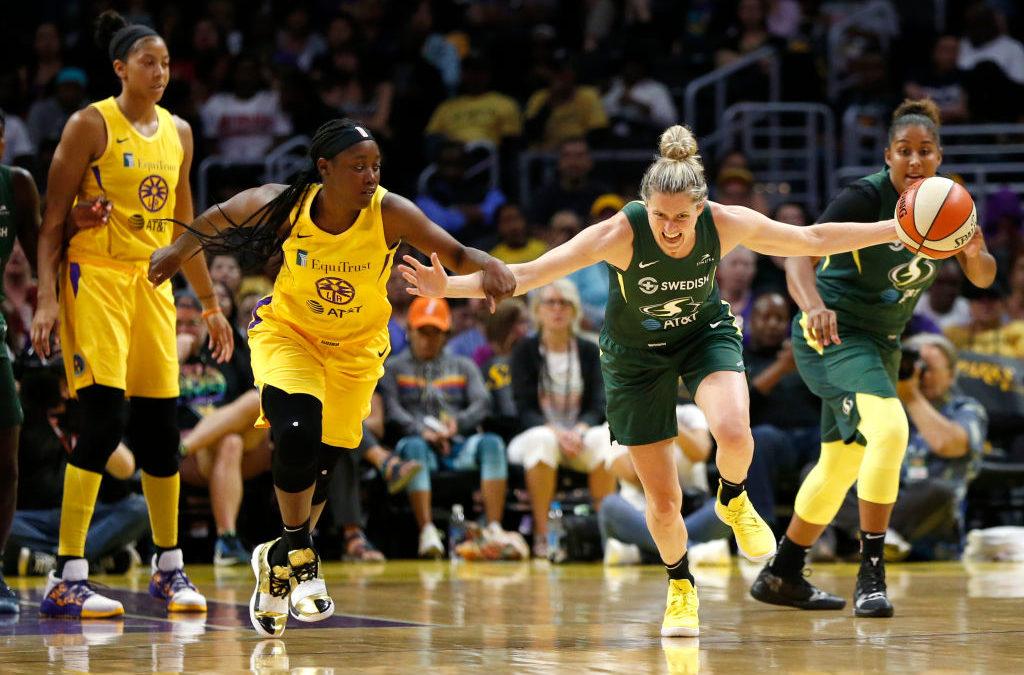 NBA 2K20 WNBA Teams