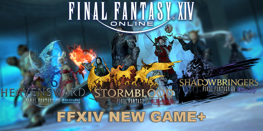 Final Fantasy XIV New Game+