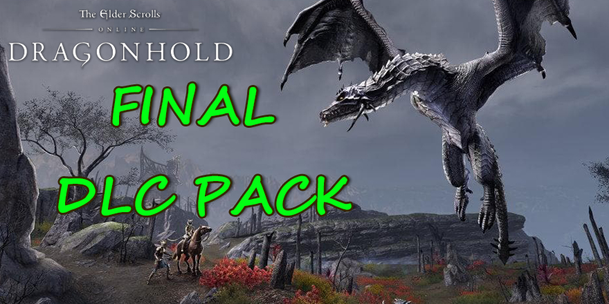 Final DLC Pack Dragonhold In Elder Scrolls Online Has Released