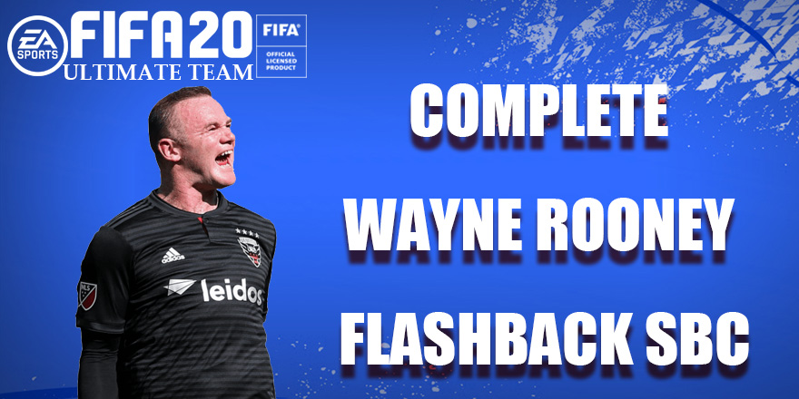 How To Finish The Flashback Wayne Rooney Squad Building Challenge