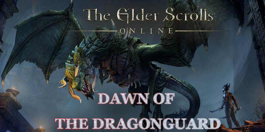 The Dawn Of The Dragonguard Event In The Elder Scrolls Online