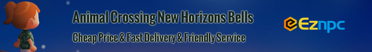 Animal Crossing New Horizons Bells