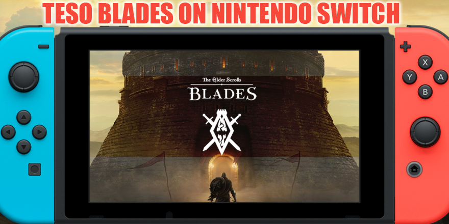 The Elder Scrolls Blades Is Available On Nintendo Switch