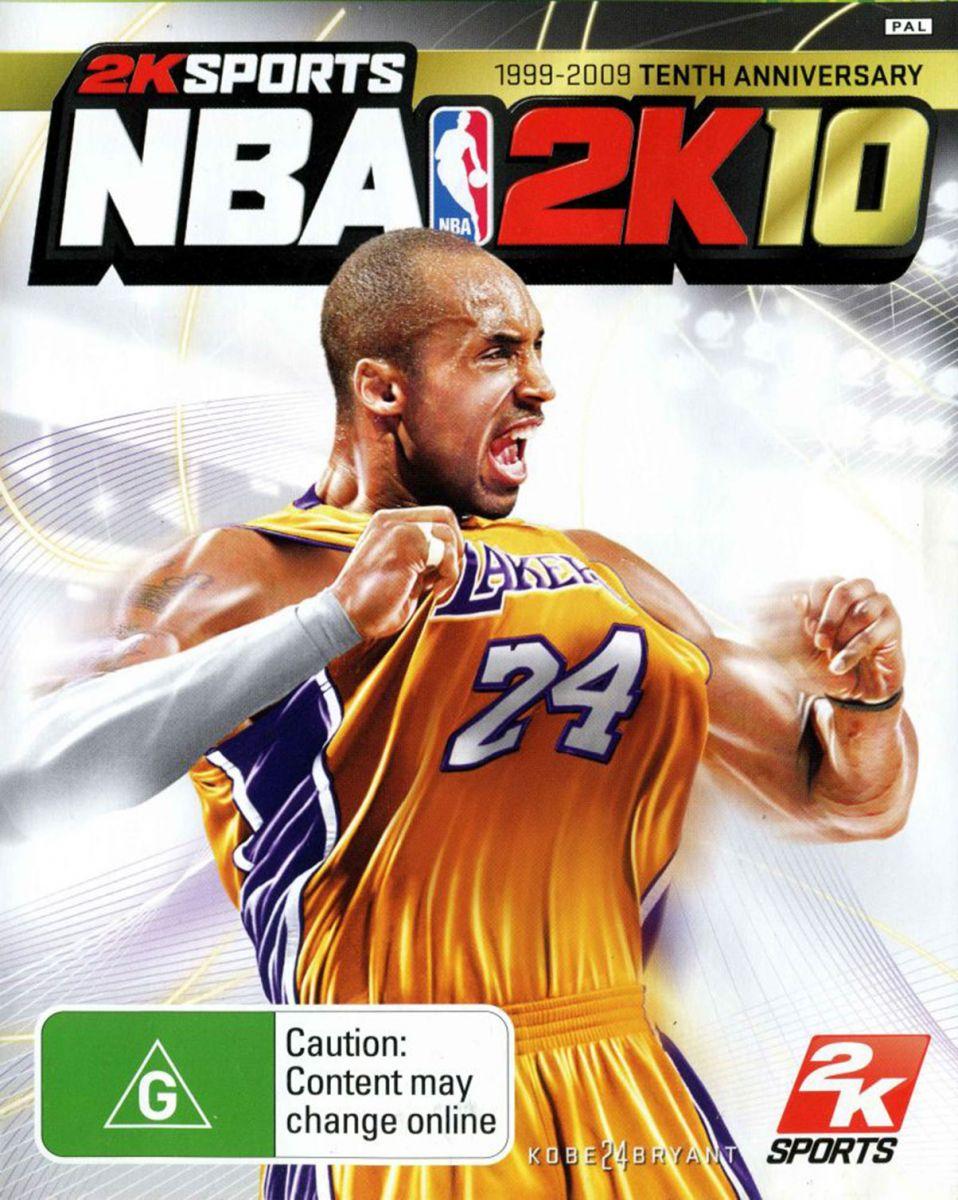 NBA 2K10 - Kobe