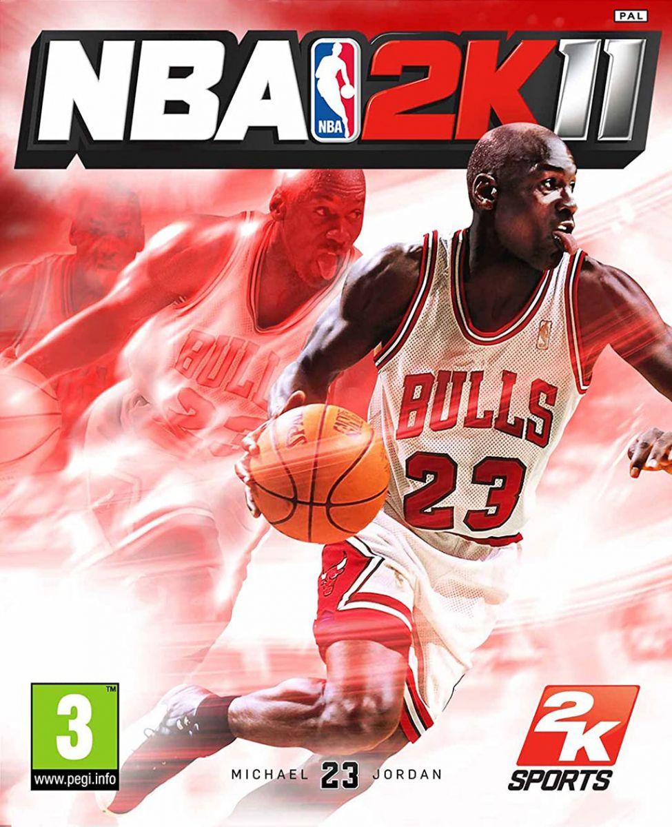 BA 2K11 - Michael Jordan