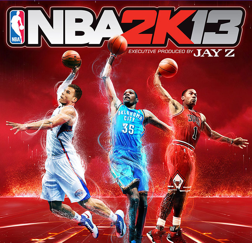 NBA 2K13 - Kevin Durant, Clippers, and Derek