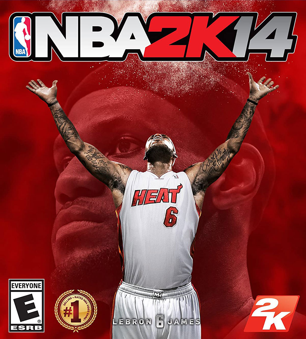 NBA 2K14 - LeBron James