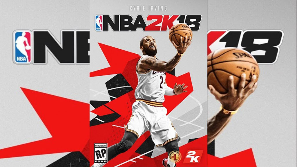 NBA 2K18 - Kyrie Irving