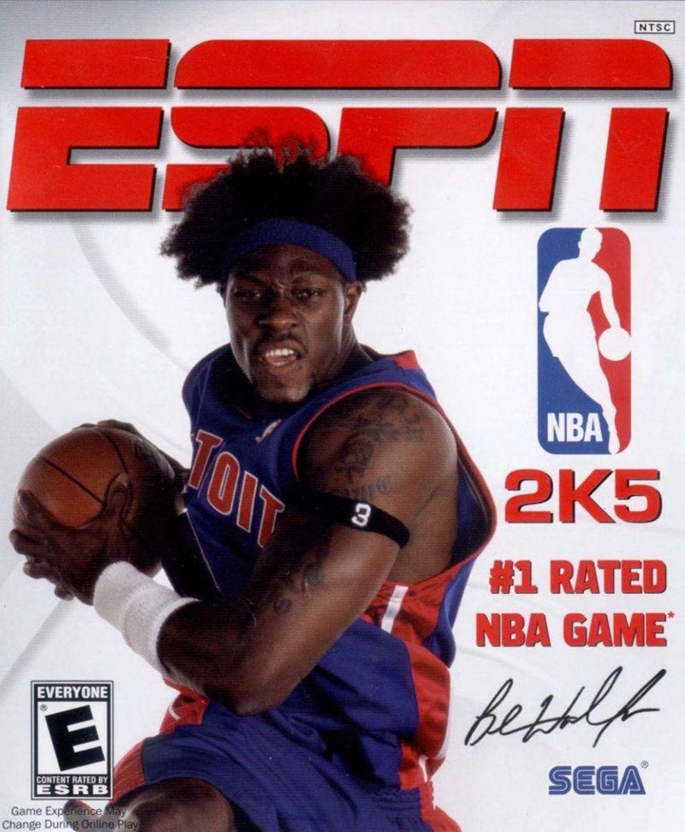 ESPN NBA 2K5 - Ben Wallace