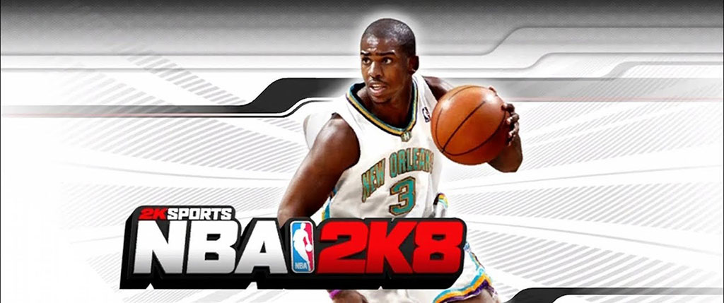 NBA 2K8 - Chris Paul