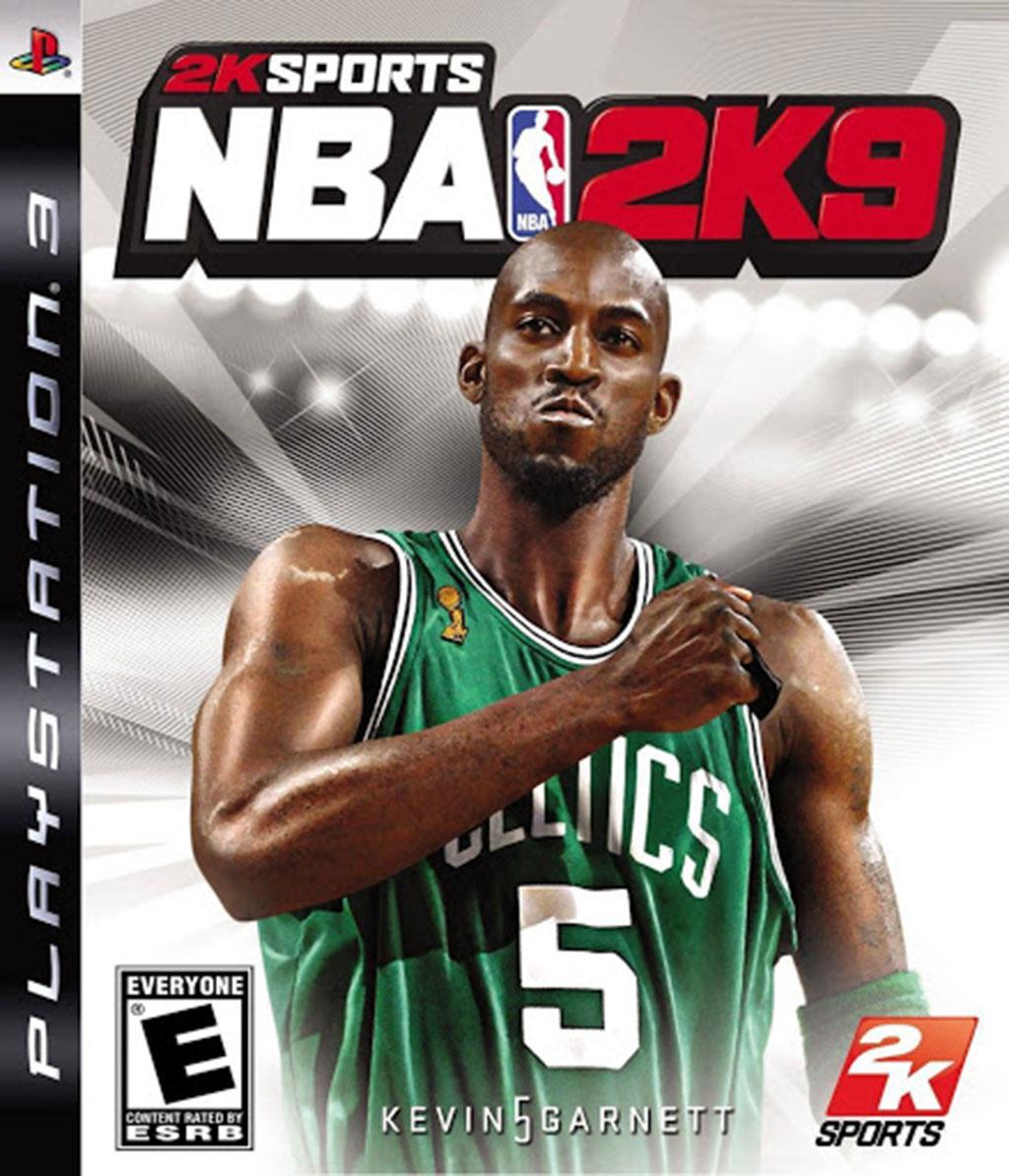 NBA 2K9 - Kevin Garnett