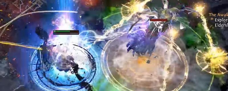 Path of Exile: Lightning Warp