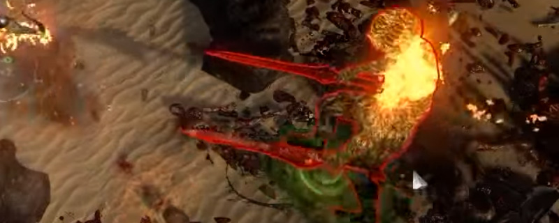 Path of Exile: Bameth Shifting Darkness