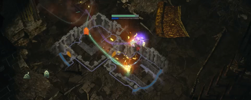 Path of Exile: Whirling Blades