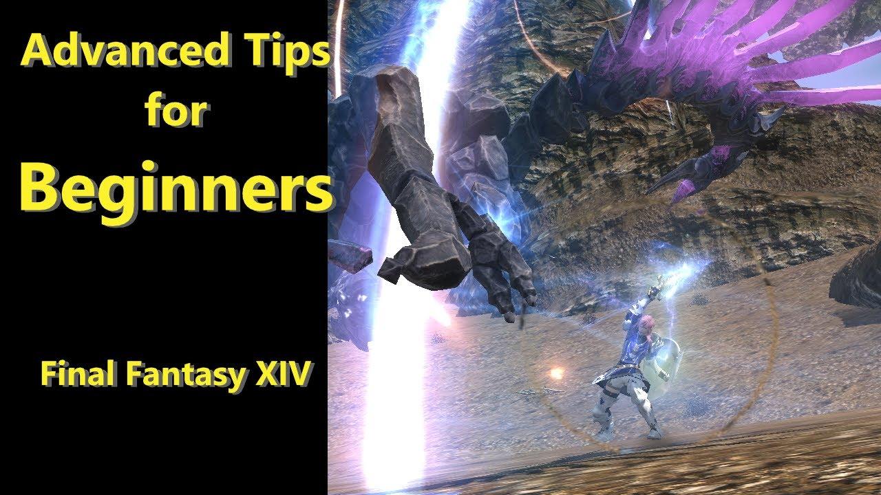 Final Fantasy 14 tips