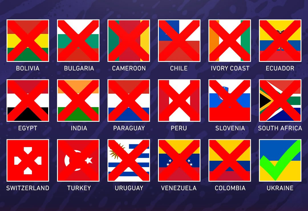 fifa 22 national teams
