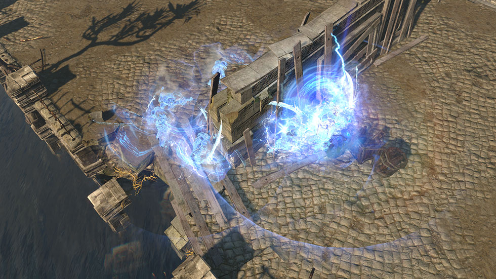 What Skill Revamp in Path of Exile 3.3 Incursion Component 2