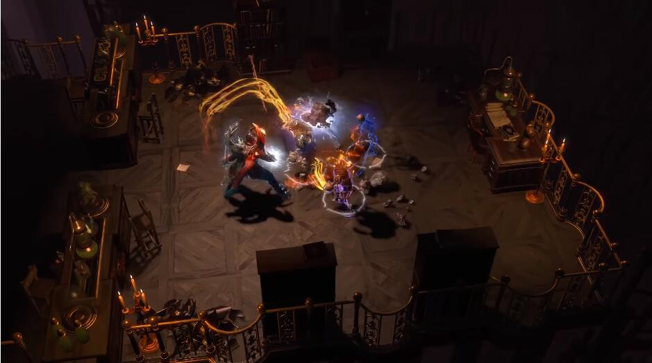 What Skill Revamp in Path of Exile 3.3 Incursion