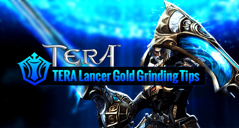 TERA Lancer Gold Grinding Tips