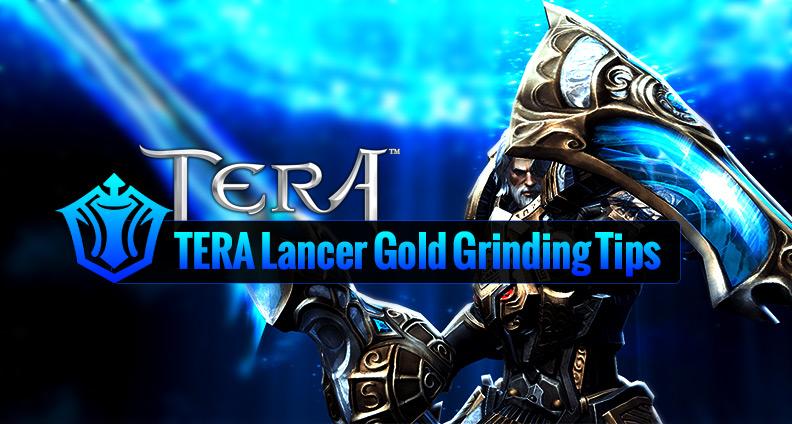 TERA Lancer Gold Grinding Tips
