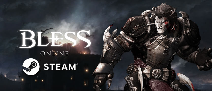 Bless Online Steam Early Access Begins May 28th, 2018