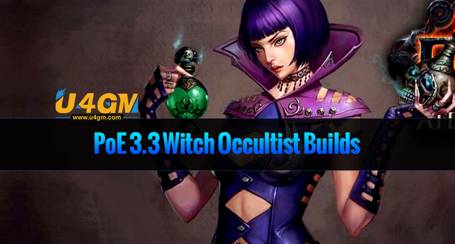 PoE 3.3 Witch Occultist Builds
