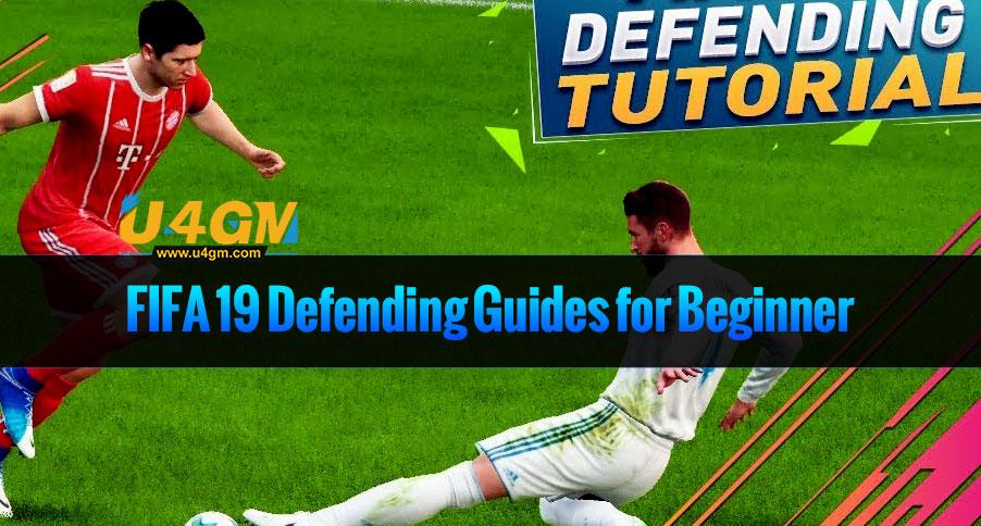 FIFA 20 Defending Guides for Beginner