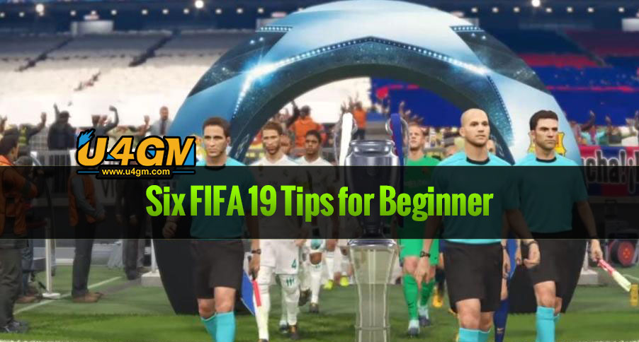 Six FIFA 20 Tips for Beginner