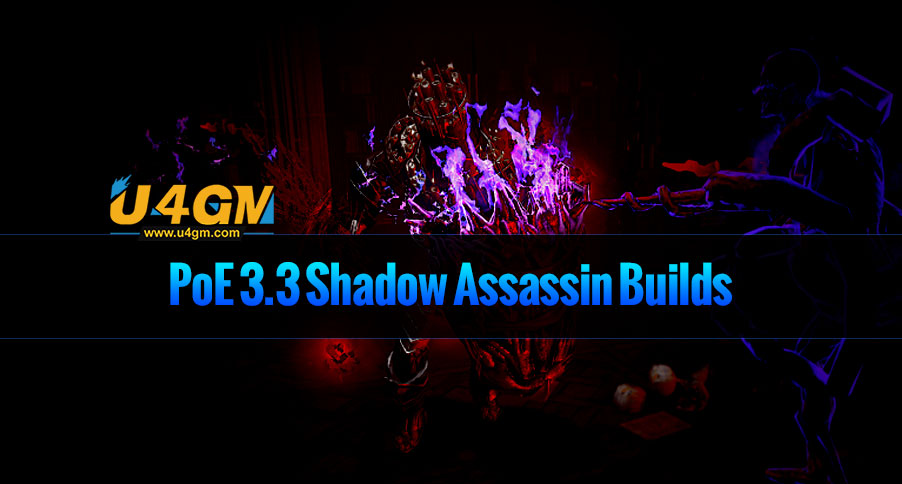 PoE 3.3 Shadow Assassin Builds